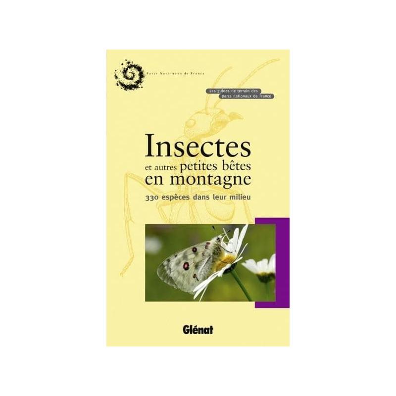 Achat Insectes et autres petites bêtes en montagne - Libris