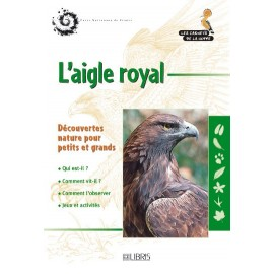 Achat L'aigle royal - Libris