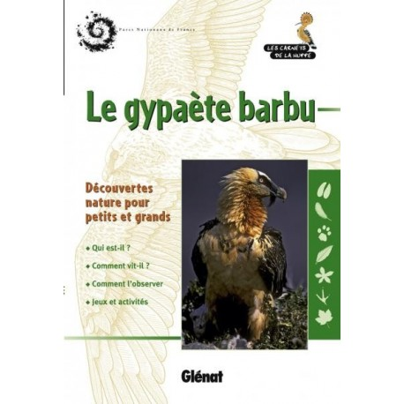 Achat Le gypaète barbu - Glénat