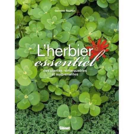 Achat L'herbier essentiel, des plantes remarquables et surprenantes - Glénat