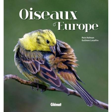 Achat Oiseaux d'Europe - Glénat
