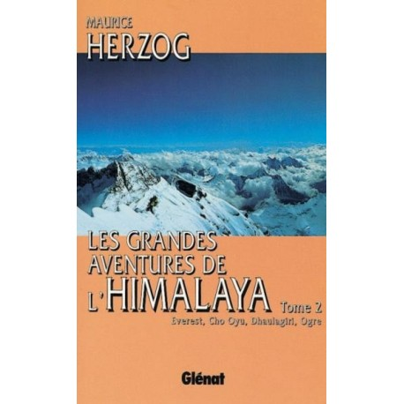 Achat Les grandes aventures de l'Himalaya - Herzog - Glénat