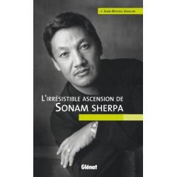 Achat L'irrésistible ascension de Sonam Sherpa - Asselin - Glénat