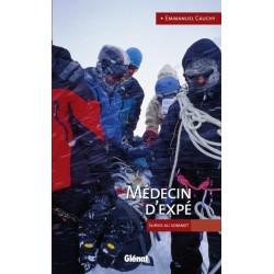 Achat Médecin d'expé, survie au sommet - Glénat