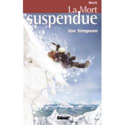 Achat La mort suspendue - Simpson - Glénat