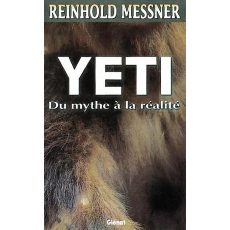 Achat Yeti. Du mythe à la réalité - Messner - Glénat