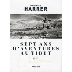 Achat Sept ans d'aventures au Tibet - Arthaud