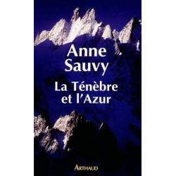 Achat La ténèbre et l'azur - Arthaud