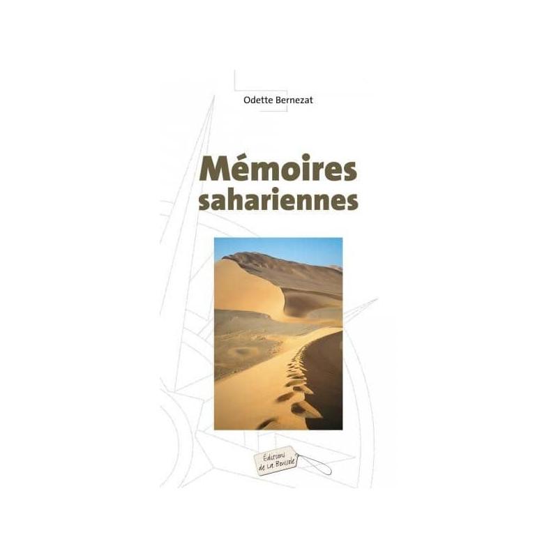 Achat Mémoires sahariennes - La Boussole