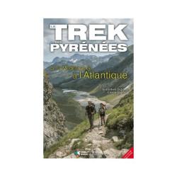 Trek des Pyrénées, de la Méditerranée à l'Atlantique - Randoéditions