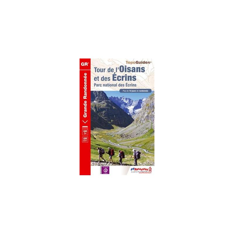 Tour de l'Oisans et des Ecrins - FFRP 508