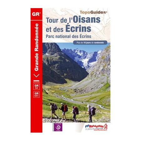 Achat Topo guide randonnées - Tour de l'Oisans et des Ecrins - FFRP 508