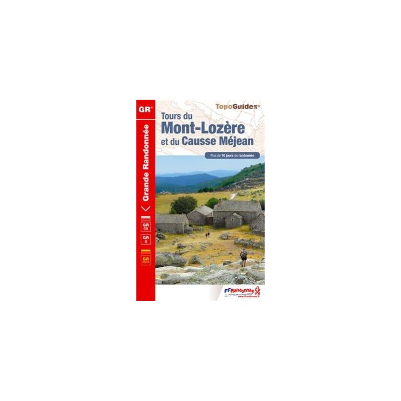 Tours du Mont-Lozère, des Causses Méjean - FFRP 631