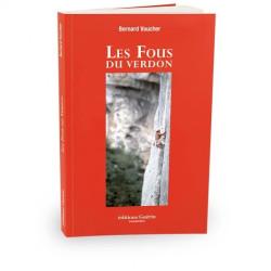 Achat Les fous du Verdon - éditions Guérin