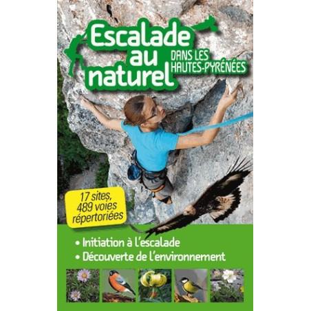 Achat Escalade au naturel dans les Hautes-Pyrénées - Edition Cairn