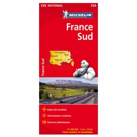 France Sud 2015 - Michelin 725