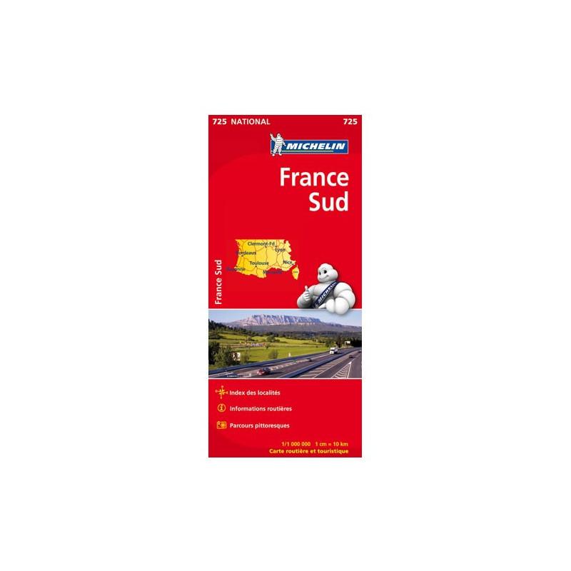 France Sud 2015 - Michelin 725