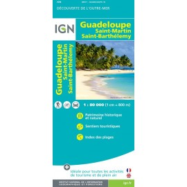Guadeloupe - IGN