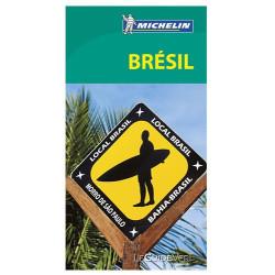 Guide Vert Brésil - Michelin 2015