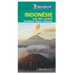 Guide Vert Indonésie - Michelin 2015