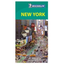 Guide Vert New York - Michelin 2015