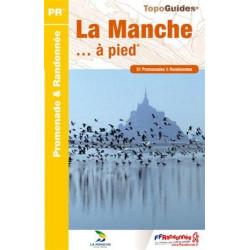 Achat Topo guide randonnées - La Manche... à pied®  - FFRP D050