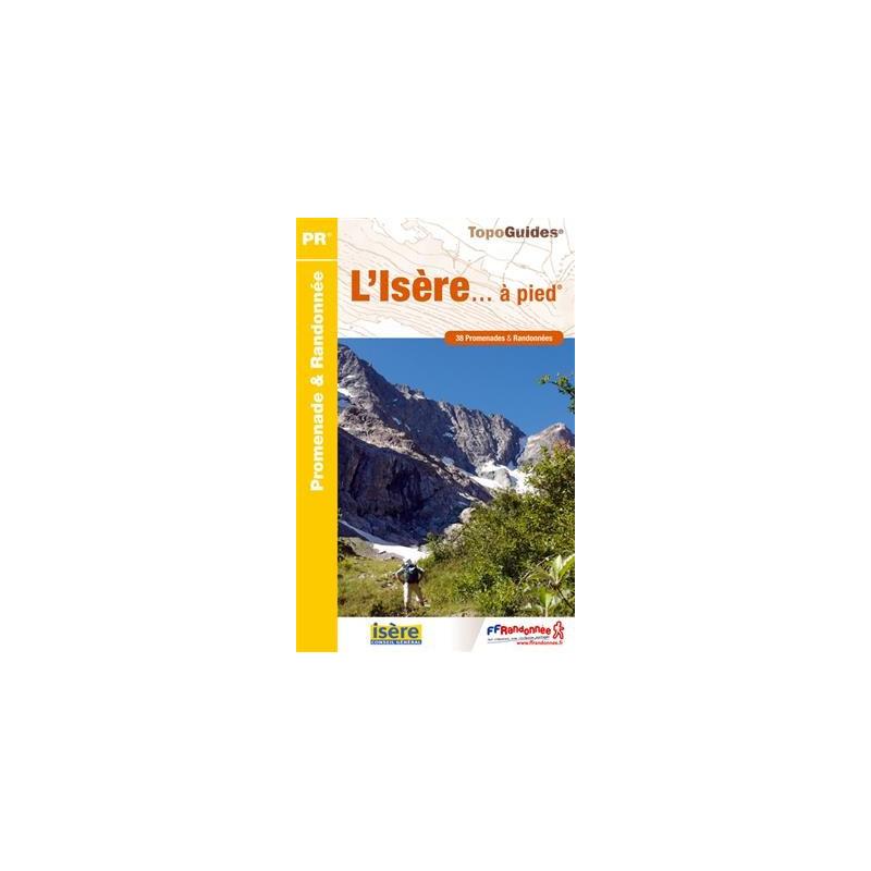 L'Isère... à pied - FFRP D038