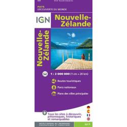 Nouvelle-Zélande - IGN