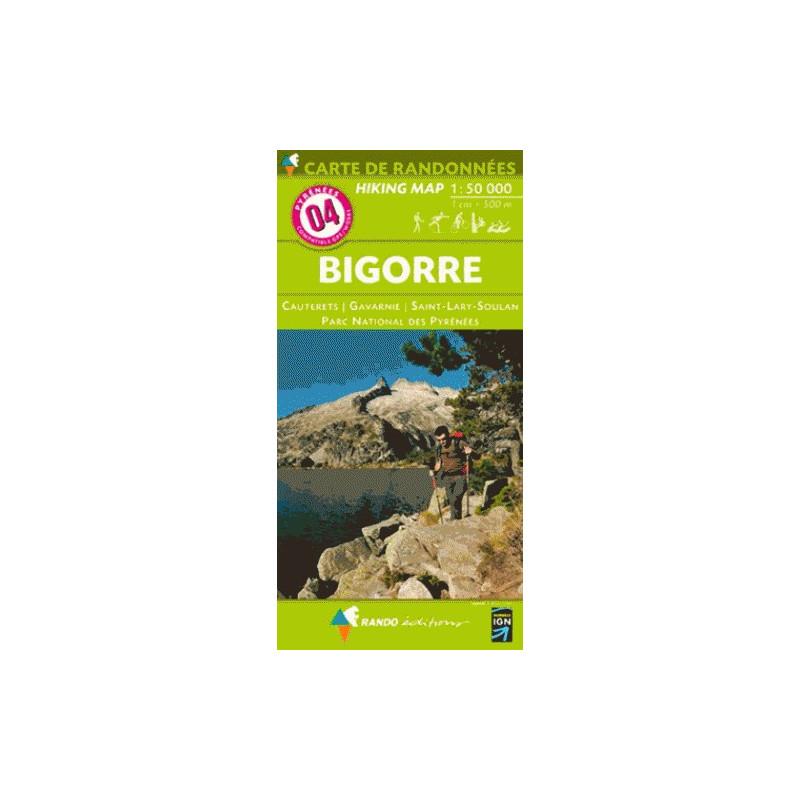 Bigorre - Randoéditions N°4