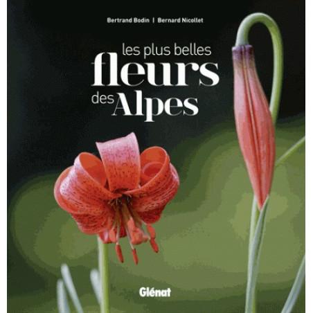 Achat Les plus belles fleurs des Alpes - Glénat
