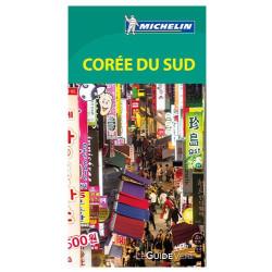 Guide Vert Corée du sud  - Michelin 2015