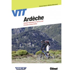VTT en Ardèche - Glénat