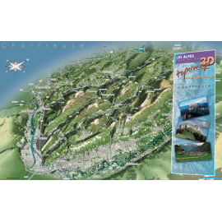 Destination Chartreuse 3 D - Face au Sud
