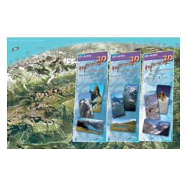 Destination Mont-Blanc 3D  - Face au Sud