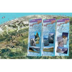 Destination Mont-Blanc 3D  - Face au Sud