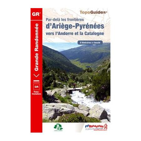 Achat Topo Par-delà les frontières d'Ariège-Pyrénées - FFRP 1098