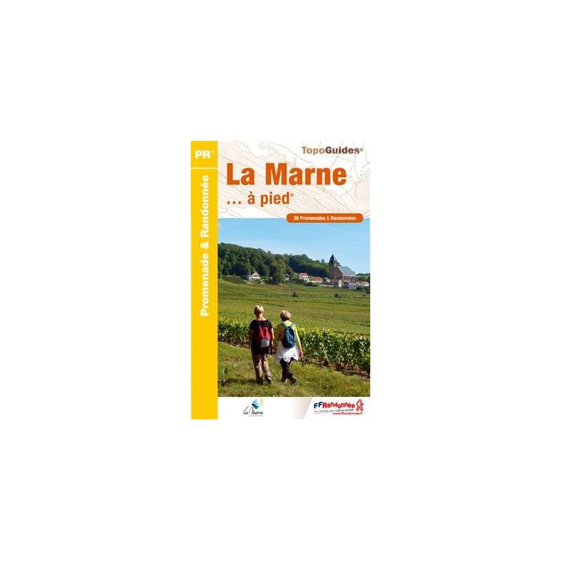 La Marne... à pied - FFRP D051