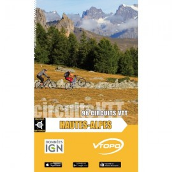 Hautes-Alpes, 96 circuits VTT - Vtopo