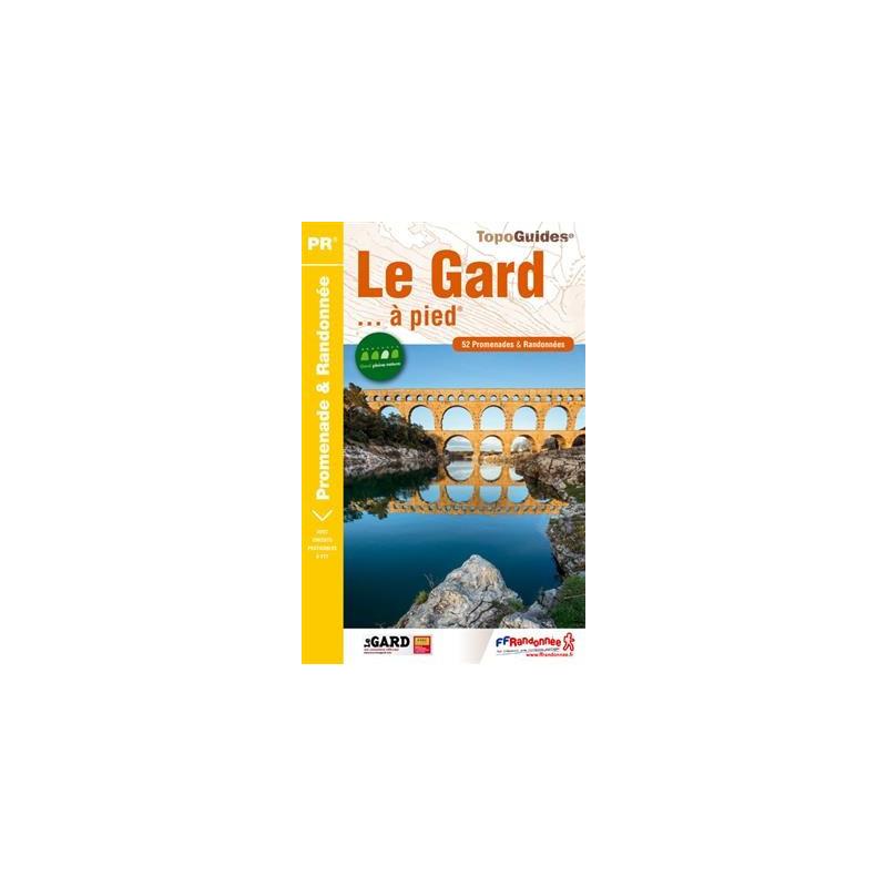 Le Gard... à pied - FFRP D030