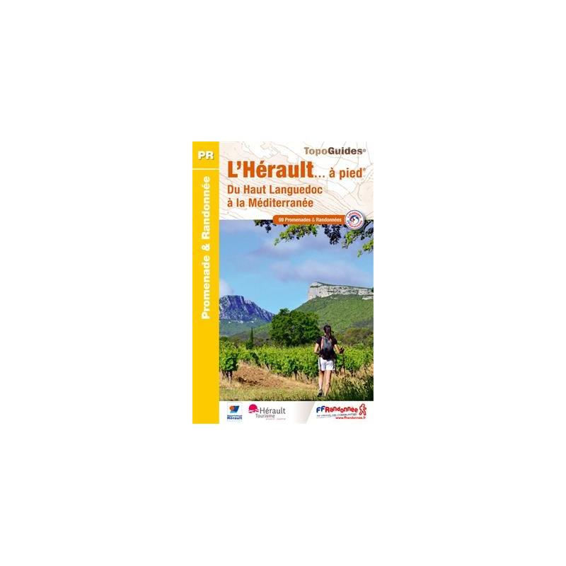 L'Hérault... à pied - FFRP D034