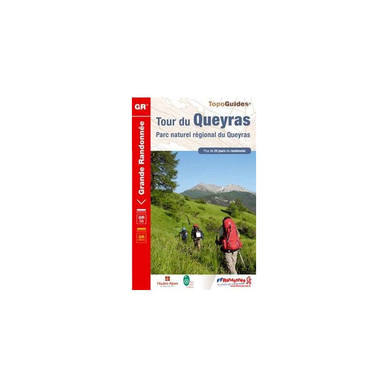 Tour du Queyras - Parc naturel régional du Queyras - FFRP 505