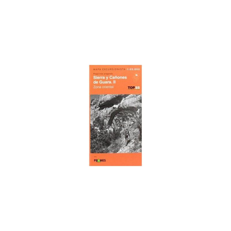 Sierra et Canyons Sierra de Guara II - Prames