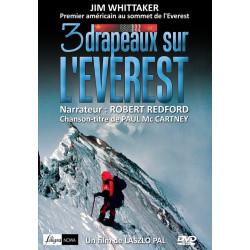 3 drapeaux sur l'Everest - Filigranowa