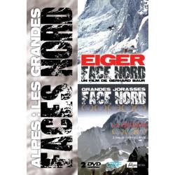 Alpes : les Grandes Faces Nord - Filigranowa