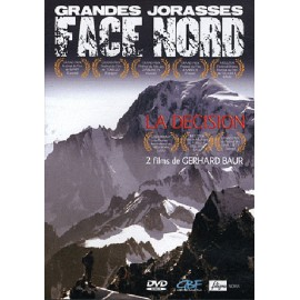 Grandes Jorasses, Faces Nord, la décision - Filigranowa