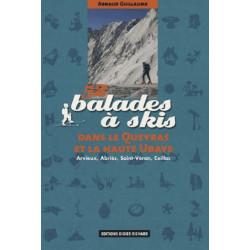 52 balades à skis dans le Queyras et la Haute Ubaye  - D.Richard