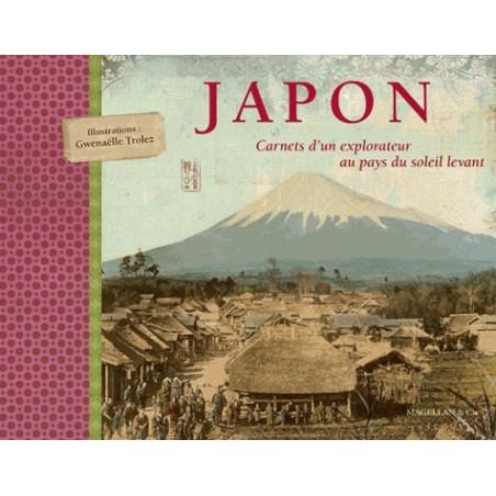 Achat Japon, carnets d'un explorateur - Edition Magellan,