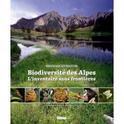 Biodiversité des Alpes, l'inventaire sans frontières, Mercantour-Alpi Maritime - Glénat