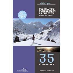 Les Hautes Pyrénées en raquettes , tome 2 : Vallées des Gaves - Version Originale