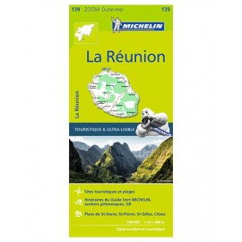 La Réunion- Michelin Zoom 139